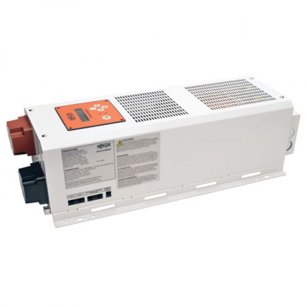 4000W PowerVerter APS X Series 48VDC 220 230 240V Inverter Charger Pure Sine Wave Output ATS Hardwired