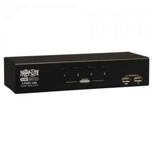 4 Port Desktop KVM Switch USB