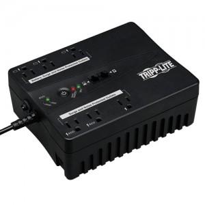 ECO Series 120V 350VA 180W Energy Saving Standby UPS USB 6 Outlets