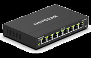 Netgear Gigabit Smart Managed Plus Switch Series - GS308E-100NAS
