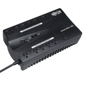 Internet Office 120V 900VA 480W Standby UPS Ultra Compact Desktop USB