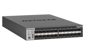 Half-Width 24x10G Stackable Managed Switch with 24xSFP+