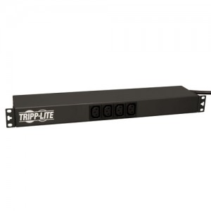 PDU Power Distribution Unit 20A 208V 240V 1U C19 C13 Outlets NEMA L6 20P Single Phase