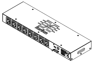 Rack Power Distribution Units (PDUs) Rack PDU PX2-1166R