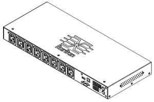 Rack Power Distribution Units (PDUs) Rack PDU PX2-4180R