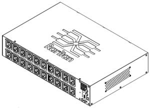 Rack Power Distribution Units (PDUs) Rack PDU PX2-5466A2R