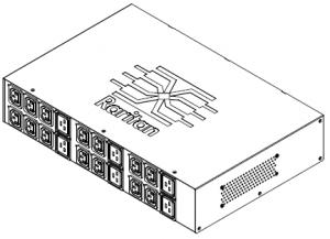Rack Power Distribution Units (PDUs) Rack PDU PX2-5844A2R