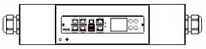 Rack Power Distribution Units (PDUs) Rack PDU PX3-3186