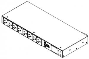 Rack Power Distribution Units (PDUs) Rack PDU PX3-4146R