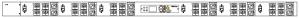 Rack Power Distribution Units (PDUs) Rack PDU PX3-4905YV-E2N1V2
