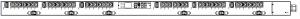 Rack Power Distribution Units (PDUs) Rack PDU PX3-4918XU-N2O1