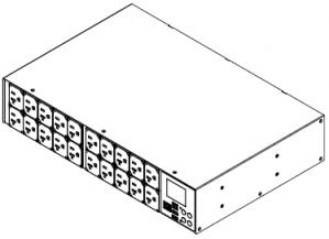 Rack Power Distribution Units (PDUs) Rack PDU PX3-5407CR