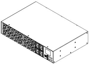 Rack Power Distribution Units (PDUs) Rack PDU PX3-5464R
