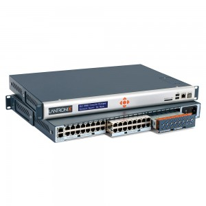 SLC 8000 Front & Back (Ethernet Modules)