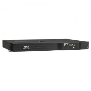 SmartPro 120V 500VA 300W Line Interactive UPS 1U Rack Tower SNMPWEBCARD Option USB DB9 Serial