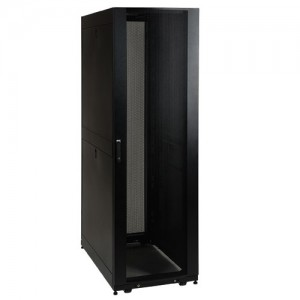 42U SmartRack Knock Down Standard Depth Rack Enclosure Cabinet Kit