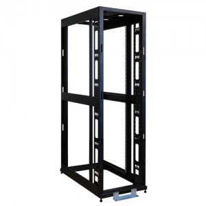 45U SmartRack 4 Post Premium Open Frame Rack