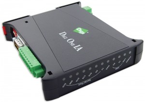Digi One ® IA Serial Server to Ethernet Enable Any Industrial Serial Device Digi One IA