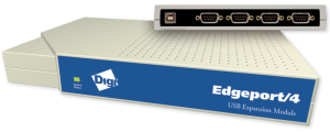 Edgeport ® USB-to-Serial Converters Edgeport Extended Safety