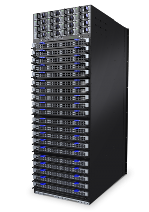CS8500 Series - Quantum HDR 200Gb/s InfiniBand Smart Director Switches