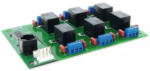 RabbitNet™ Series Expandable Control Boards RN1200