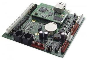 Rabbit ® SBC BL2600 Series Ethernet-Enabled Single-Board Computer BL2610