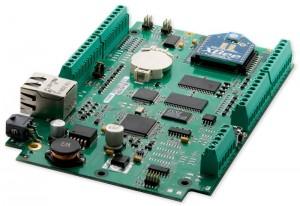 Rabbit ® SBC BL4S100 Series Single-Board Computer BL4S110
