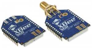 Digi XBee ® Wi-Fi OEM Module with Fully Integrated Support for Digi Remote Manager Digi XBee Wi-Fi (S6B)