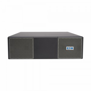 Eaton 9PXEBM360SP | 9PX EBM extended battery module 3U, used with 9PX8KSP, 9PX10KSP, Black/Silver color